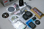 Продажа: Canon EOS 5D Mark II Kit with EF 24-105mmL IS Lens MINT